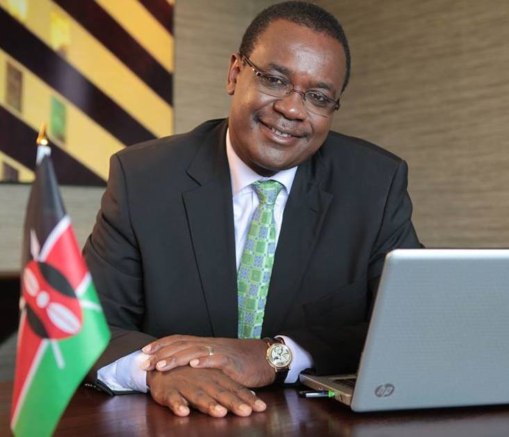 Kidero Wants Court To Stop His Accounts Probe During