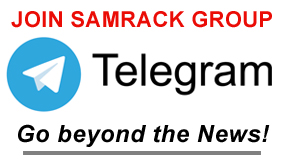 Join Samrack Group on Telegram. Go beyond the News!