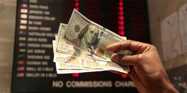 Us Dollars And Kenya Shilling At A Forex Bureau In Nairobi File Photo Nmg