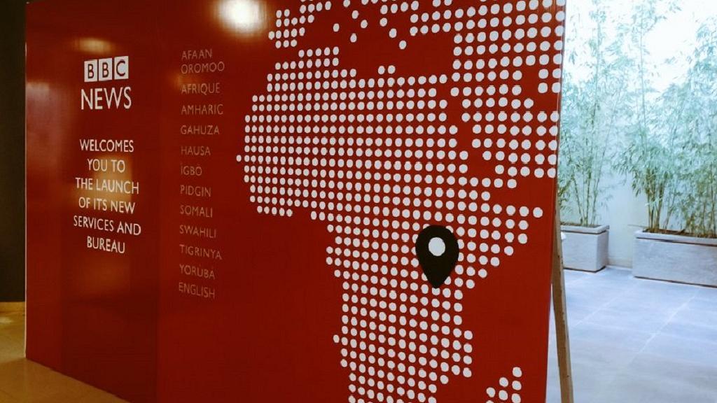 Bbc s biggest bureau outside the uk is in africa u nairobi kenya