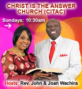 Christ Is The Answer Church (CITAC)
