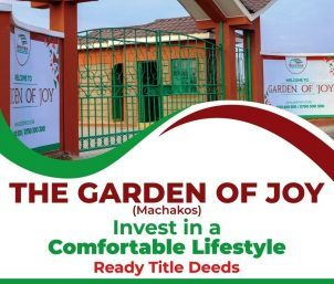 Garden of Joy – Machakos County