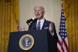 Biden sends US soldiers to Kenya on special mission