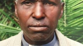 Kenyan pastor dies of Lung Cancer in Dallas,Texas