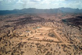 Delaware-sized lake discovered beneath Kenya desert (+video)