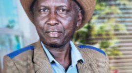 Transition/Death Announcement of Mr. Sales Karanja Kuria brother to Florence Karuga Jackson ( mama kabatha ) of Lowell MA