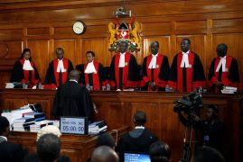 African countries join hands to warn Uhuru, Raila against disrespecting Supreme Court ruling on petition