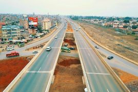 9 infrastructural projects which saw Uhuru win Africa development award