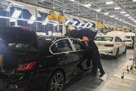 Ghana to offer automakers tax breaks to set up manufacturing plants