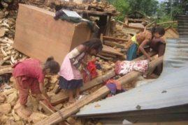 Nepali Diaspora donates to Homeland's Earthquake