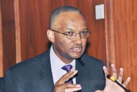 Njoroge says market will lead bank mergers