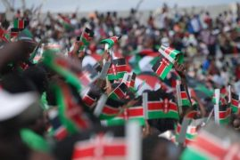 Foreign firm copyrights Kenyan National Anthem