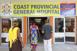 Photos:Devolution is indeed working.Upgrade Coast Provincial General Hospital