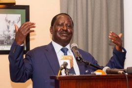 Raila remembers his mother as Kenya joins world to mark big day