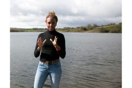 Meet Winterwatch's presenter Gillian Burke Kenyan-born Burke studied biology at Bristol University