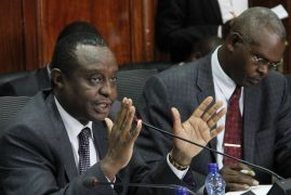 Kenya to Spend U.S.$4.6 Billion of Revenue On Paying Debt