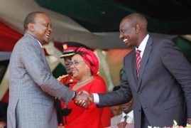 Uhuru plans parallel results transmission