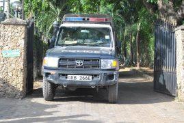 Killed Dutchman body retrieved from septic tank in Mombasa