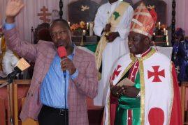 Politicians, clergy at Bishop Stephen Mwaniki homecoming