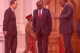 Uhuru officially opens UNCTAD conference