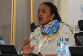 Amina Mohamed urges inquest into her loss at AU commission polls