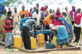 Rwandans held in Burundi as more refugees trek in