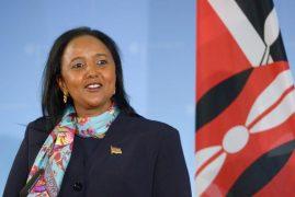 CS Amina Mohamed named among advisors of President of UN General Assembly