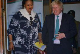 UK donates Sh500m for fi ght against drought