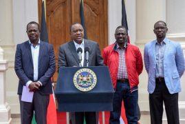 [VIDEO] Kangata lauds Uhuru for maturity displayed in apology over sham Jubilee polls