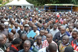 Over 10 cleared to face off with Uhuru as independents