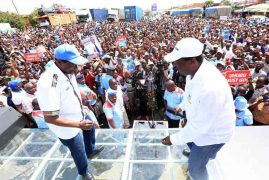 """How """"cartels"""" changed Raila manifesto at top City hotel"""