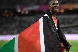Kenya in talks to host 2025 World Athletics Championships
