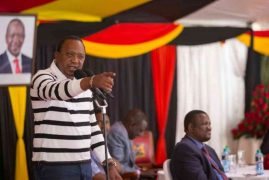 We're ready to prove Judiciary wrong, says Uhuru, asks IEBC to set dates