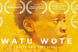 Kenyan film 'Watu Wote' nominated for an Oscar Award