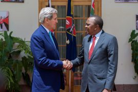 Kenya: John Kerry Picked as Co-Lead Observer for Upcoming Polls
