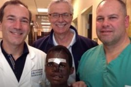 19-Year-Old Kenyan Girl Undergoes Life-Changing Surgery in US
