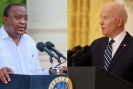 Biden Invites Uhuru to Exclusive US Summit