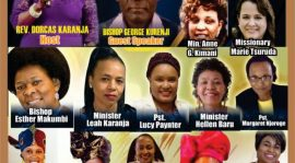 WAILING WOMEN WELCOMES YOU TO A REVIVAL NIGHT