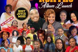 Ningacokia Ngatho Album Launch Host:Joyce Msoo April 26th 2020 Time 3Pm @ St Stephen's Church Lowell,Massachusetts