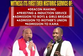 St Stephen's Church Lowell,The Anglican Church,Nakuru Diocesan Bishop,The Clergy and the Church Board Invitation to Historic Service January 27th 2019 @10AM