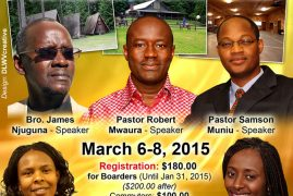 KCFA A Promise Generation Annual Conference