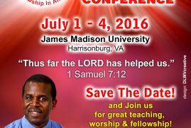 Register for KCFA 25th Annual National Conference, July 1-4, 2016