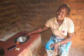Church-backed program in Kenya provides energy-saving cookstoves