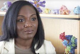 Kizzmekia Corbett, an African American woman, is praised as key scientist behind COVID-19 vaccine