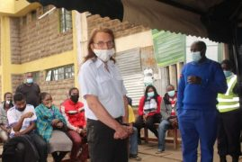 American citizen charged with assaulting Nairobi policeman