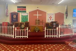 St Stephen's Church Lowell Livestream April 5 2020 11:00 AM