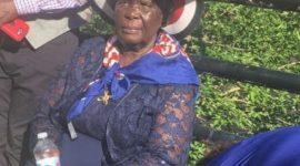 84 year old Kenyan Mrs Tabitha Okuku passes away in Framingham Massachusetts