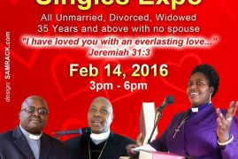 Faith Anglican Church,Lowell Presents  2016 Singles Valentines Expo Feb.14th 2016 3Pm to 6PM