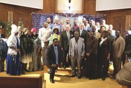 Kenya American Pastors Fellowship (KAPF)New England Pastor's Introductions at the Jamhuri & Christmas Celebrations 2017