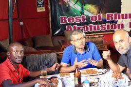 """Diary of a Diasporian:Lenny Kimani Samples """"Mark Zuckerberg Special"""" at Mama Oliech's eatery in Kenya"""